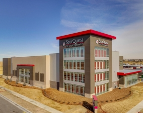 StorQuest - Denver / 60th Facility at  18815 East 60th Avenue, Denver, CO