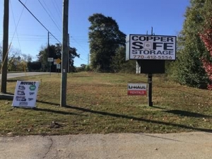 Copper Safe Storage - Griffin Facility at  999 North Hill Street, Griffin, GA