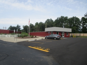 Farrell Storage- Bellingham, LLC Facility at  302 Hartford Avenue, Bellingham, MA