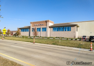 Image of CubeSmart Self Storage - Fishers Allisonville Rd Facility at 10415 Allisonville Road  Fishers, IN