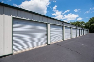 Image of Storage Rentals of America - Derby - Pershing Dr Facility on 86 Pershing Drive  in Derby, CT - View 2
