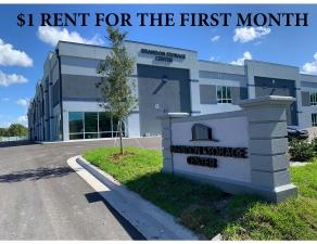 Brandon Storage Center Facility at  2711 Broadway Center Boulevard, Brandon, FL