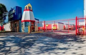 SpareBox Storage at 2927 Blackburn St Facility at  2927 Blackburn Street, Amarillo, TX