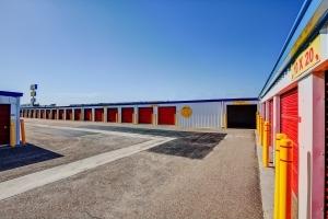 SpareBox Storage at 2518 Britain Dr Facility at  2518 Britain Drive, Amarillo, TX
