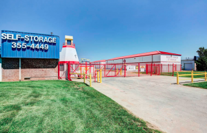 SpareBox Storage at 6301 S Western St Facility at  6301 South Western Street, Amarillo, TX