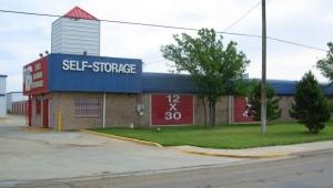 SpareBox Storage at 7841 Interstate 40 Facility at  7841 Interstate 40, Amarillo, TX
