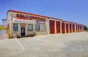 SpareBox Storage at 2000 Hardy St Facility at  2000 Hardy Street, Amarillo, TX
