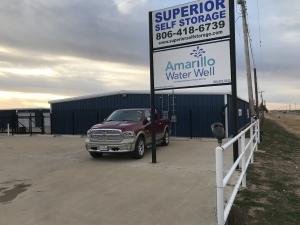 Superior Self Storage - Amarillo TX Facility at  13681 Farm To Market Road 2590, Amarillo, TX