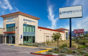 SecureSpace Self Storage Spring Valley Facility at  11902 Campo Road, Spring Valley, CA