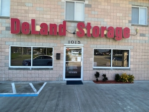 Otter Self Storage - Woodland Deland & Orange City (Annex Location) Facility at  1015 South Woodland Boulevard, DeLand, FL