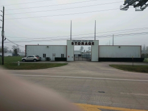College Park Mini Storage Facility at  8456 Texas 242, Conroe, TX