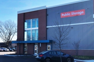 Public Storage - Arlington Heights - 1430 E Davis St Facility at  1430 E Davis St, Arlington Heights, IL
