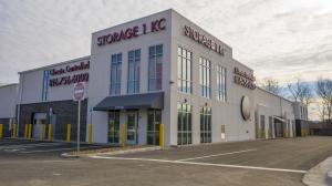 Storage1KC Facility at  8331 North Green Hills Road, Kansas City, MO