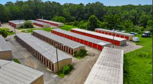 Otter Self Storage - Orange Tallahassee Facility at  1109 West Orange Avenue, Tallahassee, FL