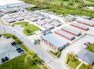 Storage Sense - Nicholasville Facility at  1030 Elizabeth Street, Nicholasville, KY