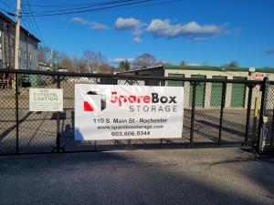 SpareBox Storage at 110 S Main Street Facility at  110 South Main Street, Rochester, NH