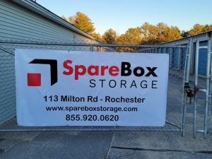 SpareBox Storage at 113 Milton Road Facility at  113 Milton Road, Rochester, NH