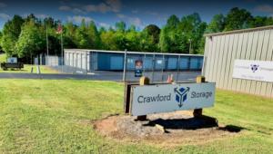 Crawford Storage Facility at  154 South Broad Street, Crawford, GA