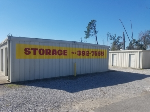 Airport Road Easy Storage Facility at  731 Airport Road, Panama City, FL