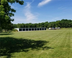 Rent Rite Storage Facility at  563 East Ohio Avenue, Rittman, OH