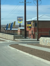 Climate Self Storage-Artcraft Facility at  8055 Artcraft Road, El Paso, TX
