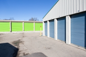Franklin Ohio Self Storage - 2nd St Facility at  529 East 2nd Street, Franklin, OH
