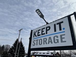 KEEP IT. Storage