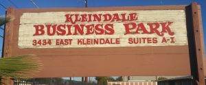 Kleindale Business Park Self Storage , Tucson