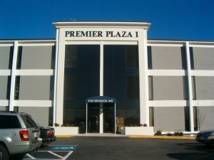 Image of Premier Plaza Facility on 6120 Brandon Ave  in Springfield, VA