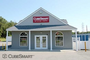 Image of CubeSmart Self Storage - Egg Harbor Twp - 6600 Delilah Rd Facility on 6600 Delilah Rd  in Egg Harbor Twp, NJ - View 2