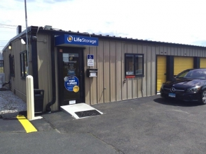 Image of Life Storage - Suffield Facility at 1395 South St  Suffield, CT