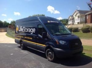 Image of Life Storage - Montgomery - Vaughn Plaza Road Facility on 2895 Vaughn Plaza Rd  in Montgomery, AL - View 4