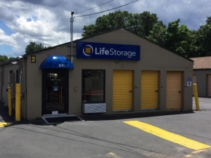 Image of Life Storage - Feeding Hills Facility at 511 Springfield St  Feeding Hills, MA