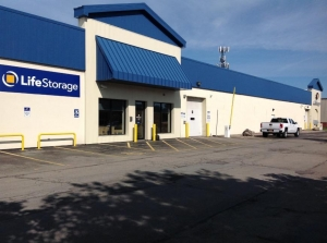 Image of Life Storage - Rochester - University Avenue Facility at 1180 University Ave  Rochester, NY