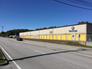 Image of Life Storage - West Warwick Facility on 5 James P Murphy Ind Hwy  in West Warwick, RI - View 4