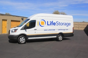 Image of Life Storage - Glendale - 59th Avenue Facility on 13902 N 59th Ave  in Glendale, AZ - View 2