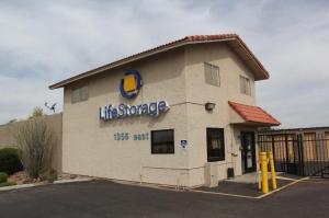 Image of Life Storage - Mesa - East Baseline Road Facility at 1356 E Baseline Rd  Mesa, AZ
