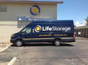 Image of Life Storage - Mesa - East Baseline Road Facility on 1356 E Baseline Rd  in Mesa, AZ - View 2