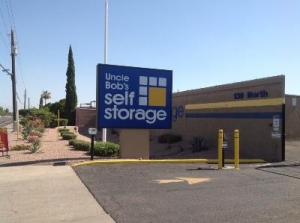 Uncle Bob's Self Storage - Mesa - N Greenfield Rd