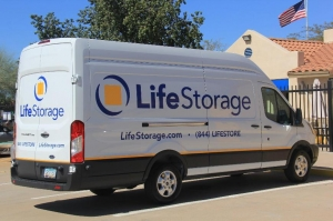 Image of Life Storage - Mesa - North Greenfield Road Facility on 139 N Greenfield Rd  in Mesa, AZ - View 3