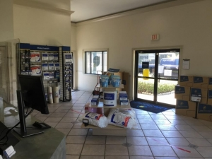 Image of Life Storage - Clearwater - North McMullen Booth Road Facility on 1426 N McMullen Booth Rd  in Clearwater, FL - View 2