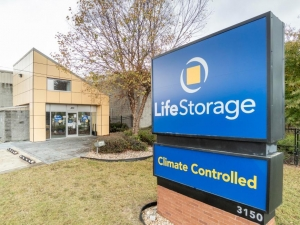 Image of Life Storage - Marietta - Austell Road Facility at 3150 Austell Rd SW  Marietta, GA