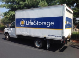 Image of Life Storage - Hazelwood - Howdershell Road Facility on 6355 Howdershell Rd  in Hazelwood, MO - View 2
