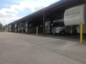 Image of Life Storage - Mobile Facility on 8781 Airport Blvd  in Mobile, AL - View 3
