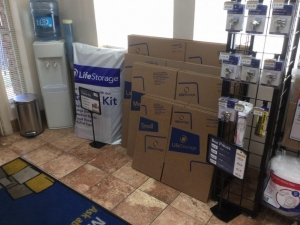 Image of Life Storage - Dallas - Milton Street Facility on 5720 Milton St  in Dallas, TX - View 4