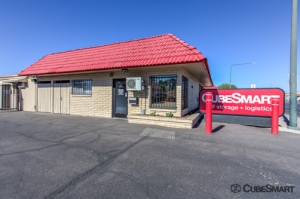 Image of CubeSmart Self Storage - Chandler - 480 S Arizona Ave Facility at 480 S Arizona Ave  Chandler, AZ