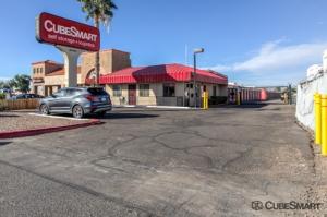 Image of CubeSmart Self Storage - Tucson - 3680 W Orange Grove Rd Facility at 3680 W Orange Grove Rd  Tucson, AZ
