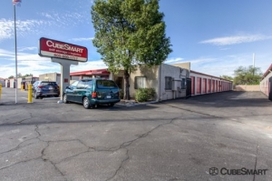 CubeSmart Self Storage - Tucson - 519 East Prince Road Facility at  519 East Prince Road, Tucson, AZ
