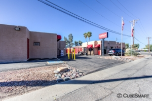 CubeSmart Self Storage - Tucson - 6560 East Tanque Verde Road