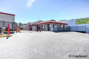 Image of CubeSmart Self Storage - Citrus Heights Facility at 7562 Greenback Lane  Citrus Heights, CA